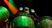 Slipknot en Cincinnati, OH – Mayhem Festival (24-Jul-2012)