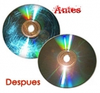 quitale lo rayado a tus cd o dvd