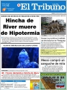 Edicion Censurada Diario El Tribuno (fake)