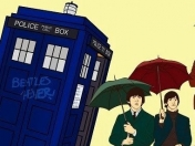 The Beatles y Doctor Who