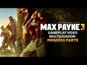 Primer vídeo gameplay multijugador de Max Payne 3