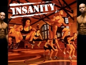Insanity workout (online)