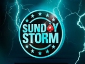 Sunday Storm de PokerStars: Ticket Gratis