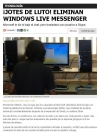 Eliminan Windows Live Messenger