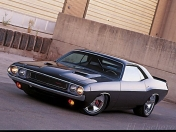 Dodge Challenger 1970 She Devil