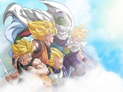 Imagenes De Dragon Ball Z,Dragon Ball GT y Dragon Ball AF