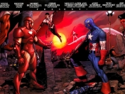 Civil War pt 2 de 95 (Amazing spiderman 230)