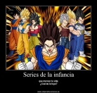 Dragon ball z recuerdos