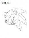 Como dibujar a Sonic the hedgehog (Facilisimo)