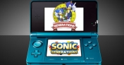 Juguemos a Sonic Generations 3DS!