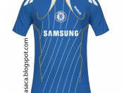 Camisetas del Chelsea en Photoshop!!