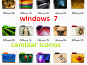 Cambiar íconos de carpetas en windows 7 (Novatos)