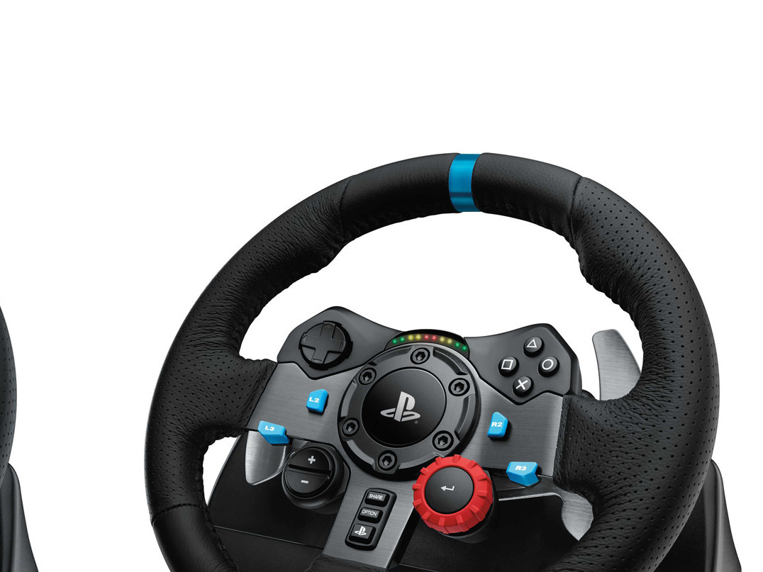 el volante logitech g29 de ps4 distinto del de gran turismo noticias taringa. Black Bedroom Furniture Sets. Home Design Ideas
