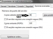 Error windows mail 0x800CCC15