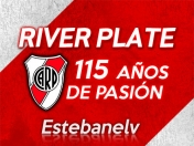 Felices 115 años River Plate! Megapost multimedia