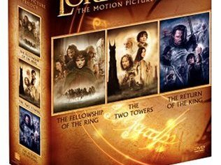 Lord of the Rings - Trilogy published in Videos online