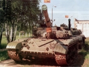tanque ruso t-64