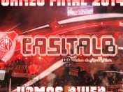 Fiesta Monumental vs Lanus