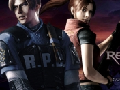 Dragon ball game y resident evil 2 hd rebort