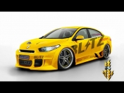 tuning virtual desafio #5 renault fluence
