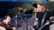 Lars Ulrich vs James Hetfield - Batería
