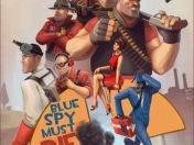 Team Fortress 2 Artworks