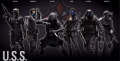 Los protagonistas de Resident Evil Operation Raccoon City