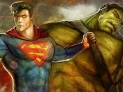 Hulk vs. Superman  (entra y opina)