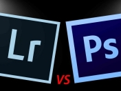 Photoshop vs Lightroom Cual es mejor?