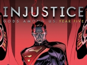 Injustice Gods Among us Año 5 - Capitulo #1