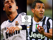 Real Madrid vs Juventus - Champions League