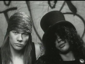 Slash y Axl Rose juntos (+40)