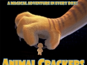 McKellen y Stallone prestarán sus voces a Animal Crackers