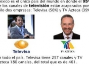 The Wall Street Journal acusa a Televisa y Tv Azteca