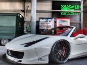 Ferrari 458 Spider por LB Performance