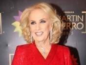 La falsa noticia de la muerte de Mirtha Legrand