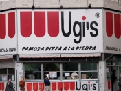 Hagamos top a pizza Ugi`s