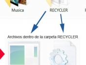 Como evitar el virus recycler infecte tu Memoria USB o Disco