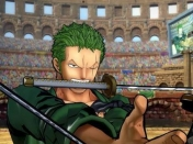 Luffy, Sanji y Zoro en One Piece Burning Blood [Gameplay]