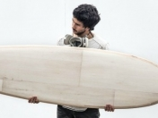 Perú: elaboran tablas de surf con barriles de whisky