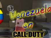 Venezuela en Advanced Warfare(PS4) Baja Confirmada+ fail