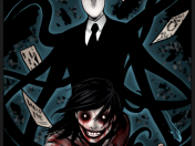 creepypasta Slenderman VS Jeff the killer