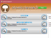 AtomicCleaner: una alternativa a CCleaner para Windows 10