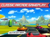 Horizon Chase llega a Android y homenajea a OutRun