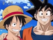 One piece mas visto que Dragon Ball Super en mayo