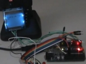 Arduino Uno sensor ultrasonido HC-sr04 y display Nokia 5110