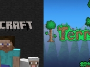 Terraria vs Minecraft.