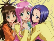 Que paso con To love-ru? (anime)